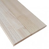 고무나무[러버우드] 코팅 후로링 15*75*1800mm [0.5평/12EA]